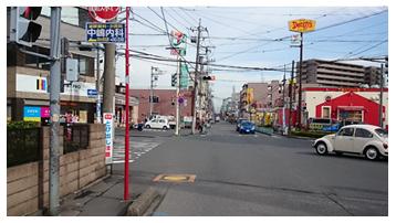 県道日高川越線方面から車でのアクセス3
