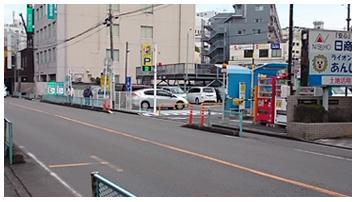 県道日高川越線方面から車でのアクセス4
