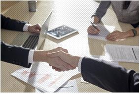 事業承継支援のイメージ